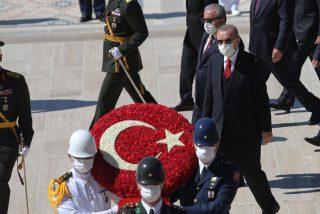 Turquía provoca a Grecia realizando ejercicios militares en el Mediterráneo
