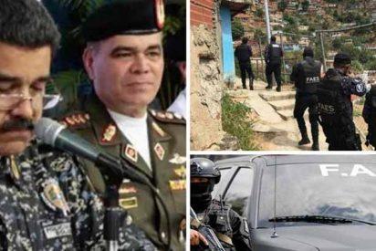 Chavismo sangriento: El FAES ha asesinado a más de 10.000 venezolanos desde el 2018