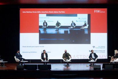 FHG Forum cierra con éxito una edición marcada por la necesidad de repensar el futuro