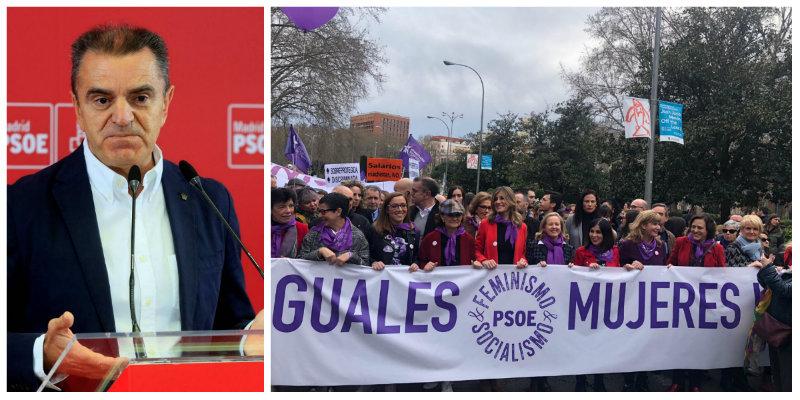 El día de los inocentes: El Gobierno Sánchez diseñó un operativo el 8-M en Madrid pensando en que solo acudirían 1.500 manifestantes