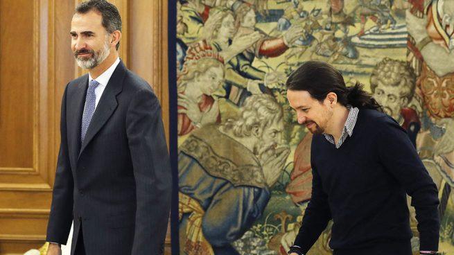 laSexta desinfla el sueño republicano de Podemos al admitir que Felipe VI arrasaría en un referéndum