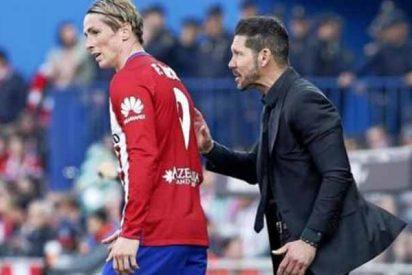 """El 'bombazo' de Fernando Torres a Simeone en su documental: """"No sé si fue personal o profesional"""""""
