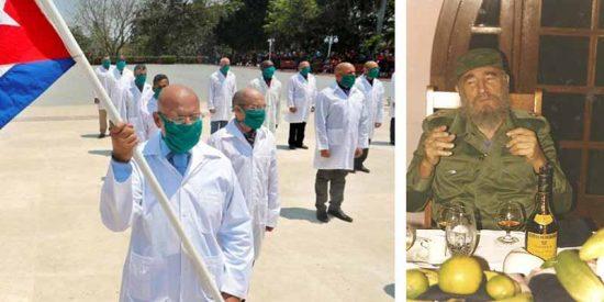 Esclavización de médicos: La mina de oro del comunismo cubano