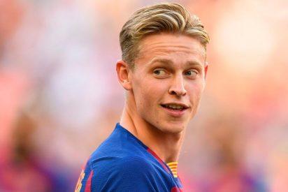 """Frenkie de Jong: """"El Barça es un caos, están pasando muchas cosas"""""""