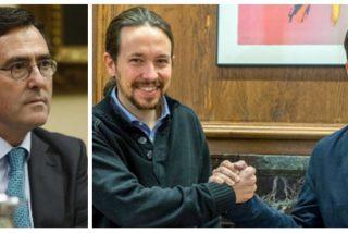 """Garamendi ajusta cuentas con Iglesias y Garzón: """"Quienes critican al Rey solo buscar generar confrontación en la sociedad"""""""