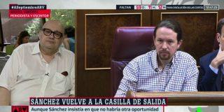 "Miquel Giménez se toma a chacota la intransigencia de Iglesias: ""El 'viceMaduro' me bloquea"""