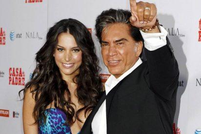 La hija de El Puma 'ruge' con un salvaje topless
