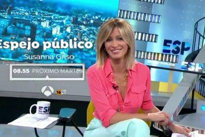 El drama de Susanna Griso tras las vacaciones tendrá graves consecuencias en Antena 3