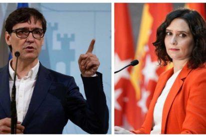 'Operación Montilla': Illa contra Ayuso para promocionarse como candidato a la Generalitat