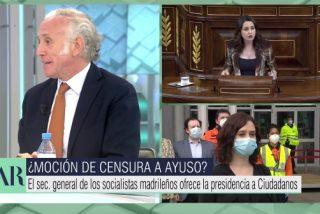 El Quilombo / Eduardo Inda desvela los dos nombres de C's que estarían encantados de tumbar a Isabel Díaz Ayuso
