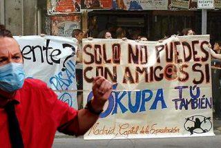 Pablo Iglesias despotrica contra la propiedad privada desde su mansión de Galapagar y promueve la 'okupación' desde el Congreso