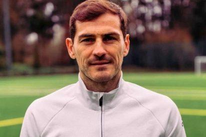 El chocante detalle de una foto de Iker Casillas hace 25 años que ha ocasionado cientos de comentarios