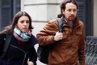Los mellizos de Pablo Iglesias e Irene Montero, ingresados de urgencia en el Hospital Gregorio Marañón