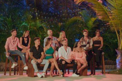 Fabuloso estreno de 'La isla de las tentaciones 2': cuernos antes de empezar, pelea de 'gatas' y la 'doble' de María Patiño