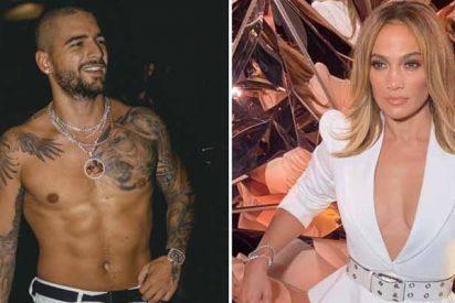 """Jennifer Lopez y Maluma anuncian el estreno de """"Marry Me"""" y comparten un adelanto"""