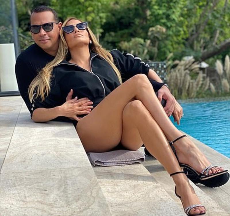 La nueva casa de Jennifer Lopez y Alex Rodríguez: 40 millones de dólares