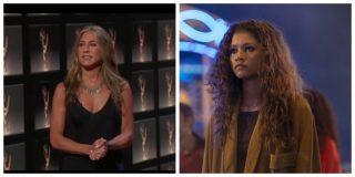 Los Emmy en tiempos del coronavirus: Jennifer Aniston y Zendaya salvan la gala más triste