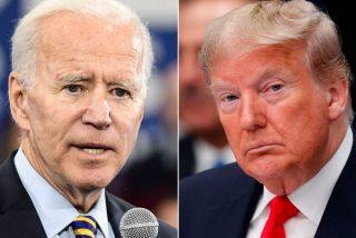Biden va 10 puntos por delante de Trump en las encuestas, pero los norteamericanos creen que gestionaría peor la economía