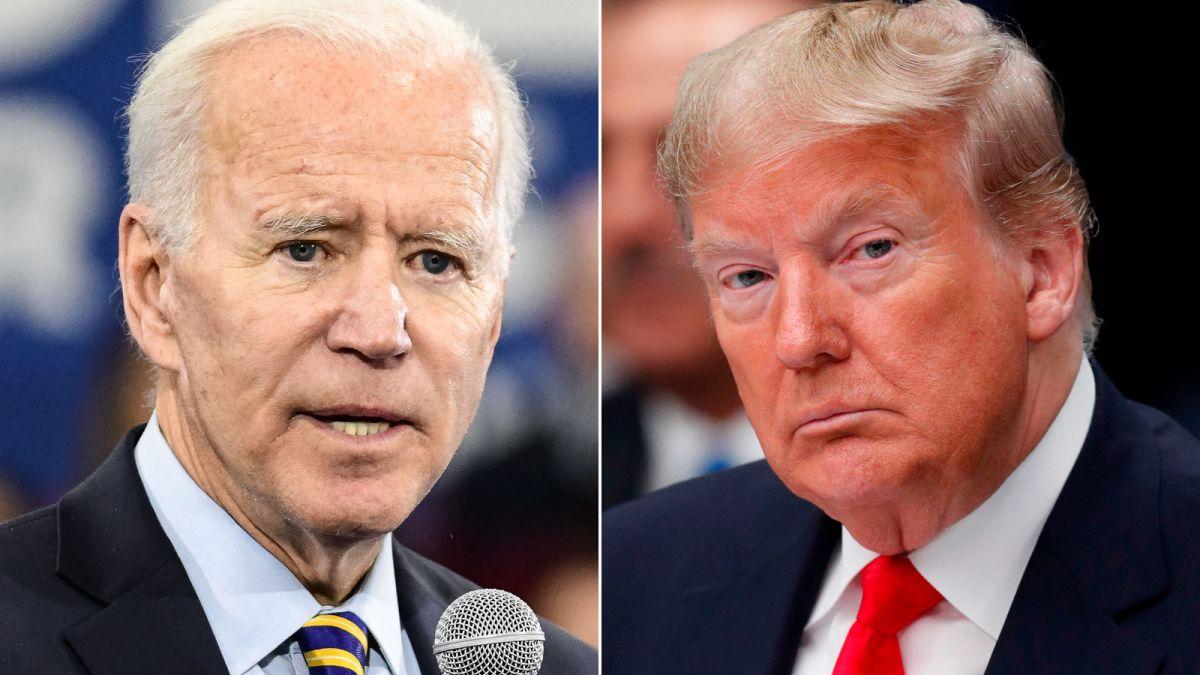 Guerra de insultos, zascas y golpes bajos: Así será el primer debate entre Donald Trump y Joe Biden