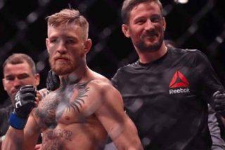 """Conor McGregor fue brutalmente golpeado por su entrenador: """"Le di una paliza hasta que no pudo respirar"""""""