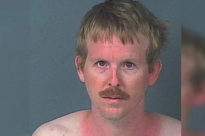 Este tipo vivió más de un mes en el armario de la niña de 15 años de la que abusó sexualmente