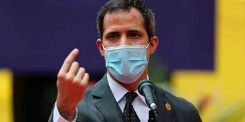 """Juan Guaidó: """"El Informe de la ONU pone a Maduro al nivel de Gaddafi"""""""