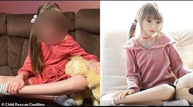 Tras esta foto, miles de madres exigen prohibir en EEUU la venta de muñecas sexuales con aspecto infantil