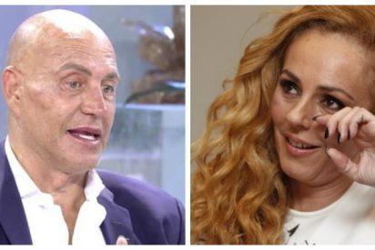 """'Sálvame' machismo: tachan a Rocío Carrasco de """"mala madre"""" pero a Kiko Matamoros le aplauden"""