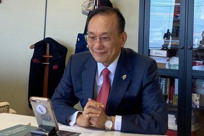 """Entrevista a José María Liu, embajador de Taiwán: """"La experiencia del SARS en el 2003 nos sirvió para prepararnos mejor"""""""