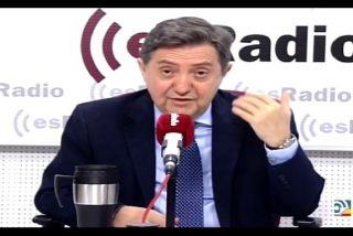 """Losantos retrata a Sánchez: """"Es un granuja con la cara de acero calcinado y me quedo corto"""""""