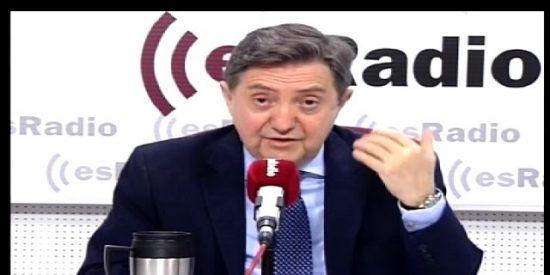 """Losantos: """"El problema de España no es Trump o Biden, sino Sánchez, Iglesias, ERC, Bildu y el PP"""""""