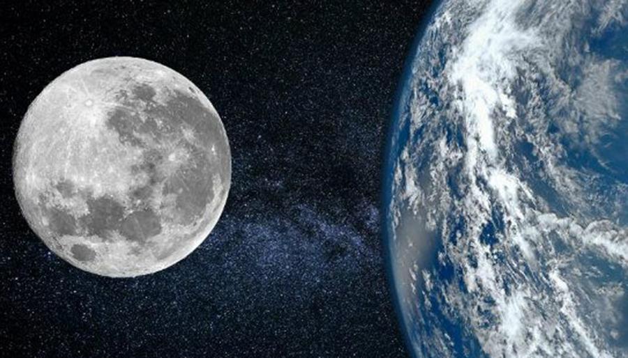 China trae 1.731 gramos de muestra lunar con el Chang'e-5