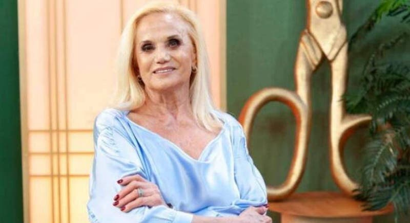 Muere quemada viva la diseñadora de la jet argentina Elsa Serrano por un fallo del aire acondicionado