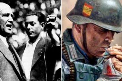 La izquierda guerracivilista echa bilis al ver desaparecer las calles de Largo Caballero e Indalecio Prieto, pero no a 'Caídos de la División Azul'