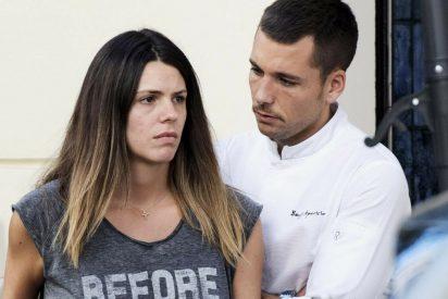 'Sálvame' salta por los aires: Laura Matamoros y su novio, metidos en una violenta pelea callejera