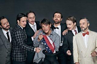 Teatros del Canal: Tercera temporada de 'Lehman Trilogy'
