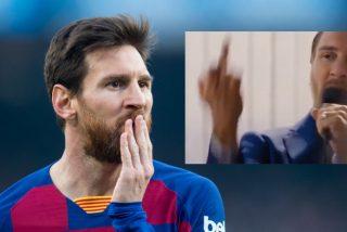 """El vídeo de Messi que arrasa en las redes tras anunciar que sigue en el Barça: """"¡No me iré jamás!"""""""