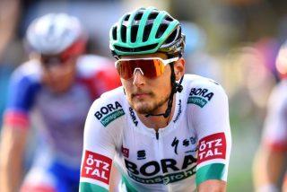 Pöstlberger se retira del Tour de Francia tras llevarse el picotazo de una abeja en la boca
