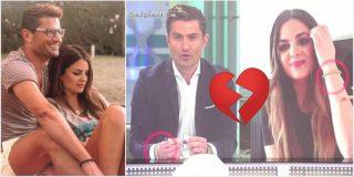 Lo que mal empieza, mal acaba: Alexia Rivas y Alfonso Merlos rompen su relación