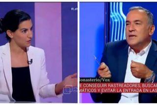 Rocío Monasterio propina una lección histórica a Xabier Fortes por defender la permanencia de Indalecio Prieto y Largo Caballero en el callejero de Madrid