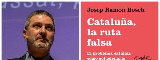 """Entrevista a Josep Ramón Bosch: """"El catalán es la forma más bonita de ser español y debemos arrebatárselo a los separatistas"""""""