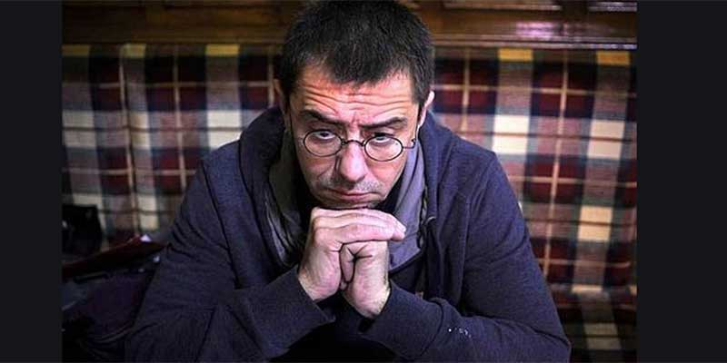Juan Carlos Monedero, imputado por sus chanchullos en el 'caso Neurona'