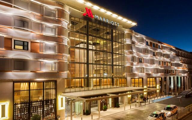 Hoteles: Reabre el Madrid Marriott Auditorium