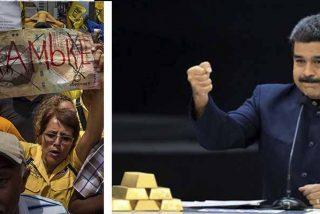 Maduro contra Venezuela: un tribunal de apelaciones decide el destino de 31 toneladas de oro en Inglaterra