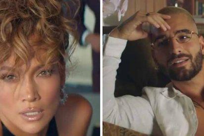 Jennifer López: Pa' ti y 'Lonely', 8 minutos de sensualidad en un vídeo doble con Maluma