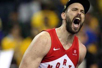 NBA: El tirón de orejas de Marc Gasol a sus compañeros de los Raptors tras caer ante los Boston Celtics