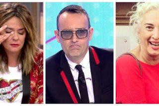 Toñi Moreno se une a Risto Mejide para destrozar a la periodista Mariola Cubells y justificar el tipo de TV que hacen