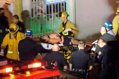 Los pandilleros de la masacre de Halloween que dejó tres muertos y nueve heridos confundieron la dirección