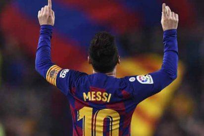 """'Sablazo' de Messi a La Liga en un comunicado: """"La cláusula de 700 millones no se aplica en absoluto"""""""