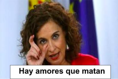 """Manuel del Rosal: """"A la ministra Montero: Hay amores que matan"""""""